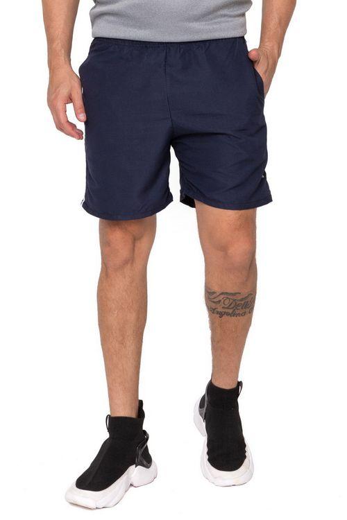 Shorts Masculino Esportivo Azul-Marinho