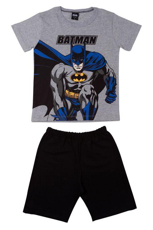 Conjunto Infantil Estampado Shorts e Camiseta Manga Curta