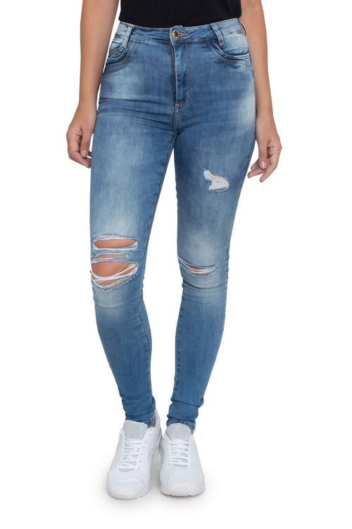 Calça Jeans Feminina Skinny Clara
