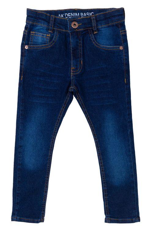 Calça Jeans Infantil Masculina Dark