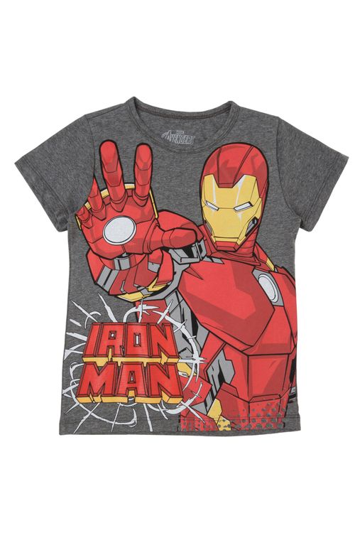 CAMISETA INF4/10NOS 7803C MC IRONMAN GEL