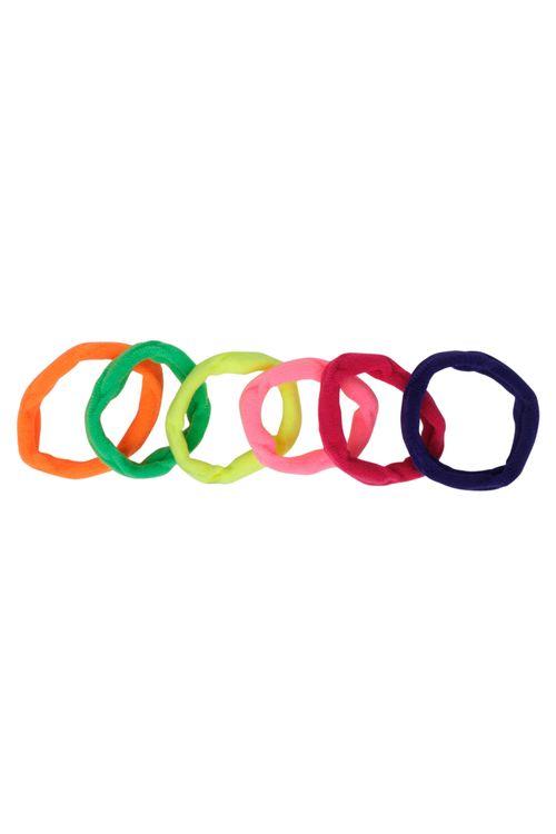 Kit de Elásticos Basket Coloridos